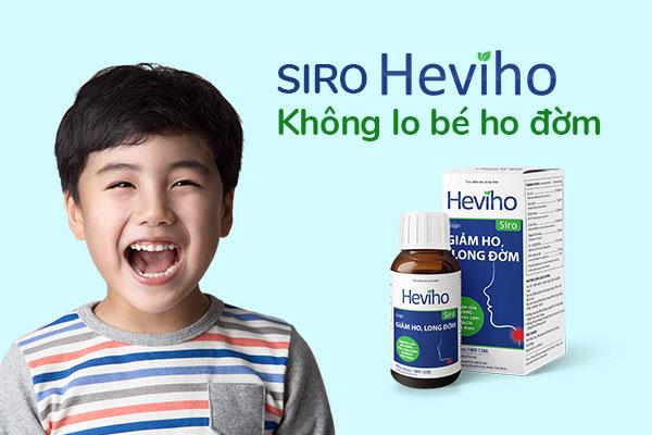 1. Giá bán Siro Heviho như sau: 1