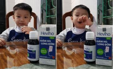 Xua tan nỗi lo lắng của cha mẹ khi con cứ đi lớp là ho đờm, viêm mũi họng
