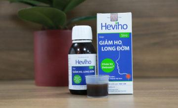 Hot: Heviho có dạng bào chế mới dành riêng cho trẻ em